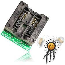 SOIC 8 sop8 to dip8 Socket Converter Programmer Adapter 1.27 mm ots-8 (20) -1.27-03