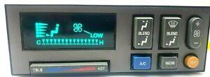 91-94 CHEVY SILVERADO GMC C/K 1500 2500 TRUCK CLIMATE CONTROL HEATER A/C 4X4 OE✅