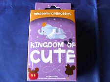 Disney * KINGDOM OF CUTE * New & Sealed 2-Pin Mystery Box