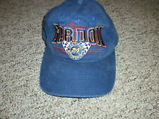 Jeff Gordon blue snapback adjustable hat cap Hendricks Motorsports DuPont