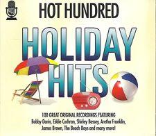 HOT HUNDRED HOLIDAY 100 HITS Inc BOBBY DARIN, SHIRLEY BASSEY. JAMES BROWN & MORE