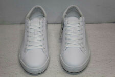 Lacoste Women's Size 9.5 Straightset BL 1 Sneaker White 7-32SPW0133001