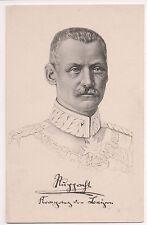 Vintage Postcard Rupprecht, Crown Prince of Bavaria