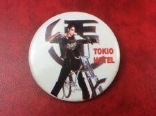 Pin Button Badge Vintage Soviet underground Music USSR RUSSIA TOKIO HOTEL. RARE!