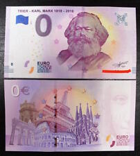 --IN STOCK-- KARL MARX 0 EURO Banconota, Banknote, Trier, 0€, RARE!--IN STOCK--