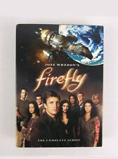 Firefly Tv Dvd Complete Series Joss Whedon Opened Boxed Set