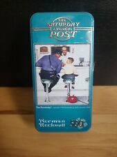 Norman Rockwell Saturday Evening Post - THE RUNAWAY - 500 Pc. Puzzle New Sealed
