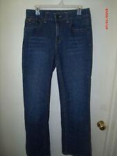 "Women's Gitano Jeans size 12  Stretch 31"" inseam  L36"
