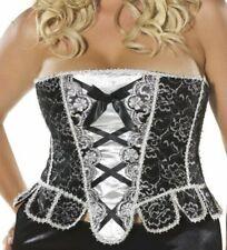 Sparkle Lace Corset Size 16-18 Fancy Dress Costume Halloween
