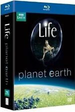 PLANET EARTH + LIFE - David Attenborough *NEW BLU-RAY*