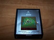 Bugs for Atari 2600 *Tested and Working*