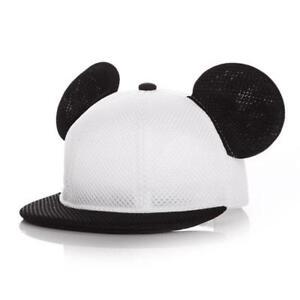 Baby Hat S Girls Boys Newborn Beanie Crochet Knit Mouse Cap Disney Minnie Mickey