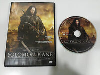 SOLOMON KANE DVD + EXTRAS ESPAÑOL ENGLISH JAMES PUREFOY