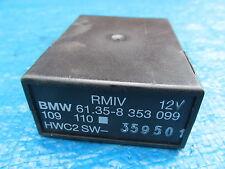 61358353099 RMIV MODULE DE COMMANDE depuis BMW E36 d 325 TDS Turbo Diesel