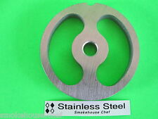 22 Sausage Stuffing Stuffer Disc For Use With Mtn Electric Meat Grinder Ss