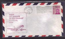 First Jet Service - AM 87-Cincinnati, OH to Norfolk, VA