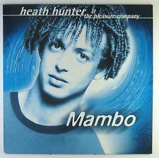 "12"" MAXI-Heath Hunter & The Pleasure Company-MAMBO-c1466"