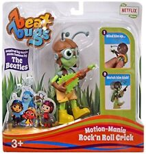 BEAT BUGS MOTION - MANIA ROCK'N ROLL CRICK INSPIRED BY MUSIC MADE FAMOUS BEATLES