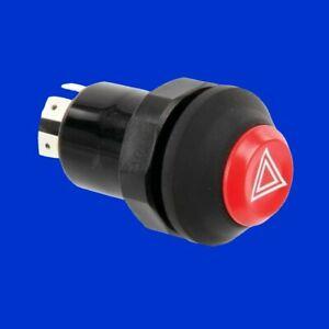 Schalter Druckschalter Warnblinklicht Warnblinker für Case New Holland 89520C91