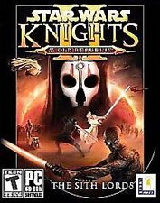 Star Wars Knights of the Old Republic 2 Digital Download Steam Key