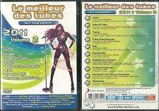 DVD - KARAOKE : ALAIN BASHUNG, JEAN JACQUES GOLDMAN, MIKA, SHYM / NEUF EMBALLE