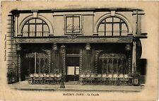 CPA PARIS 8e Maxim's - La Facade (258697)