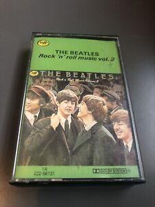 Musikkassette The Beatles
