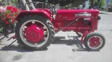 Oldtimer Traktor Schlepper IHC D320 Bj. 1959 Top Zustand