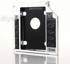 SATA 2nd HDD SSD Hard Drive Caddy for Toshiba Satellite L650 L650D L655 L655D