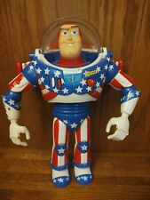 Buzz Lightyear Stars and Stripes *Special Edition* Toy Story Disney Pixar 12""