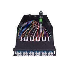 MTP-24 to 12x LC Duplex Type A 24 Fibers OS2 Single Mode MTP/MPO Cassette