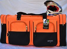 Xl Moto X atv Mx gear bag motocross off road dirt bike snowmobile Ktm orange