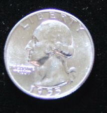 1955 P 25C Washington Quarter 25 Cents Silver Quarter from Private Seller