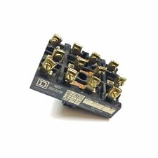 9998RA12 Square D Hoist Contactor Replacement