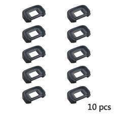 10 Rubber DSLR RSO Eye Piece Eye Cup Eg For Canon EOS 1D 1Ds 5D Mark replacement