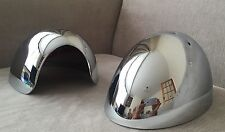 CHROME WING MIRROR COVERS MINI MK2 COOPER ONE CLUBMAN PACEMAN COUNTRYMAN 2006-13