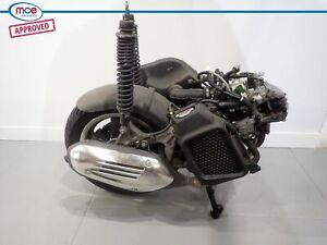 Piaggio Vespa GTS 125 Super ABS 2017 Engine Complete