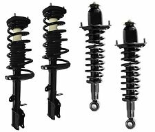 Full Set: 4 Premium Complete Struts Fit Corolla with Limited Lifetime Warranty