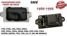 Front or Rear Passengers Side Inner Door Pull Handle For BMW E30 E28 E24 E23 NEW