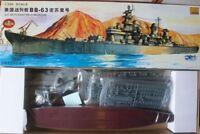 Trumpeter 1/350 U.S. Navy Battleship BB-63 MISSOURI 1944-1945 Model Kit 80604