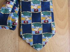 Popeye Novelty Cartoon Character Tie by Marks & Spencer