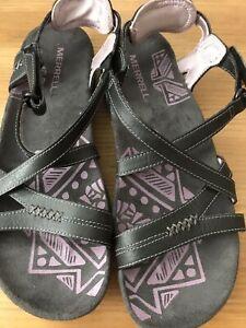 Merrell Strappy Walking Sandals UK Size 5