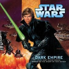 Star Wars: Dark Empire Audio CD Tom Veitch . Condition Good