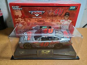 2002 Jamie McMurray #40 Coors Light 1st Cup Win CGR Dodge 1:24 NASCAR Revell MIB