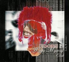 Trisomie 21 Happy Mystery Club-Lady B remix 2cd DIGIPACK 2006