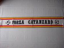 d1 sciarpa CATANZARO CALCIO FC football club scarf bufanda echarpe italia italy
