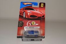 V 1:64 413 HOTWHEELS RACER FERRARI F430 F 430 SPIDER GREY MINT ON CARD RARE