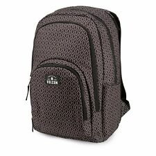 2017 NWT WOMENS VOLCOM TOP NOTCH POLY BACKPACK $65 black combo 29.5 L