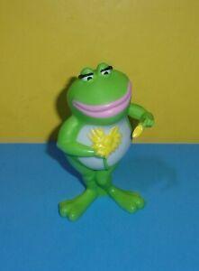 "5"" Burger King Kids Meal Sherlock Gnomes Nanette the Frog Toy Action Figure"