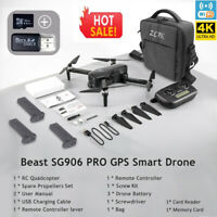RC Quadcopters SG906 PRO Drone 4K GPS 2 axis Gimbal Camera 5G WIFI FPV Brushless